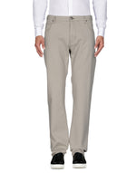 Armani Jeans Grey Slim Fit Casual Trousers