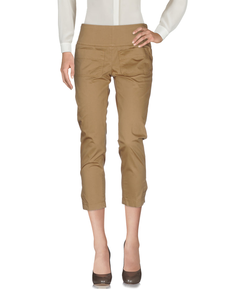 Dondup Sand Regular Fit Side Slit Trousers