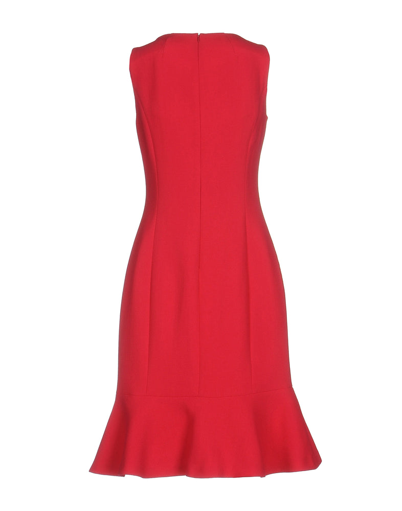 Michael Kors Fuchsia Sleeveless Dress