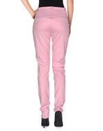 Pinko Light Purple Straight Leg Trousers