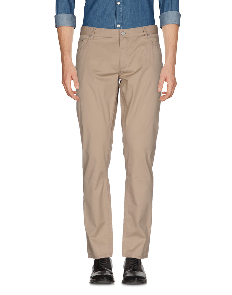 Michael Kors Dove Grey Straight Leg Casual Trousers