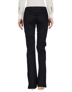 See By Chloé Black Low Waist Tailored Trousers