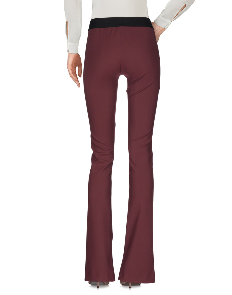 Pinko Deep Purple Mid Rise Casual Trousers
