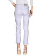 Pinko White Denim High Waisted Jeans