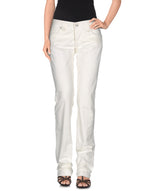 Pinko Ivory Denim Slim Fit Jeans