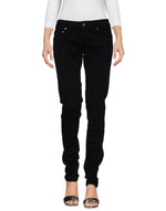 Dondup Black Denim Slim Fit Jeans