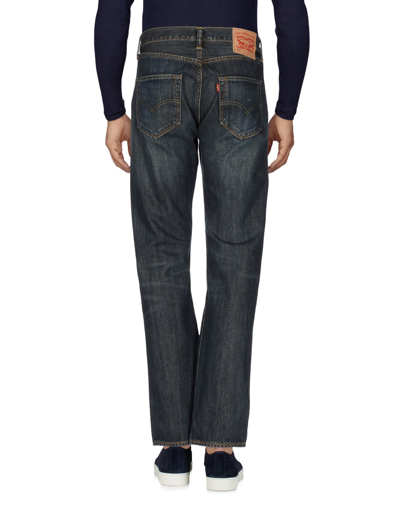 Levi's Red Tab Dark Wash Blue Denim Jeans
