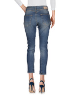 Pinko Blue Denim High Waisted Jeans