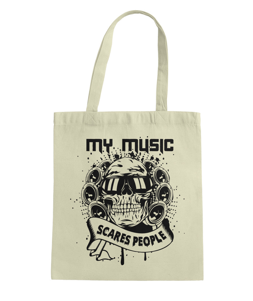 My Music Tote Bag