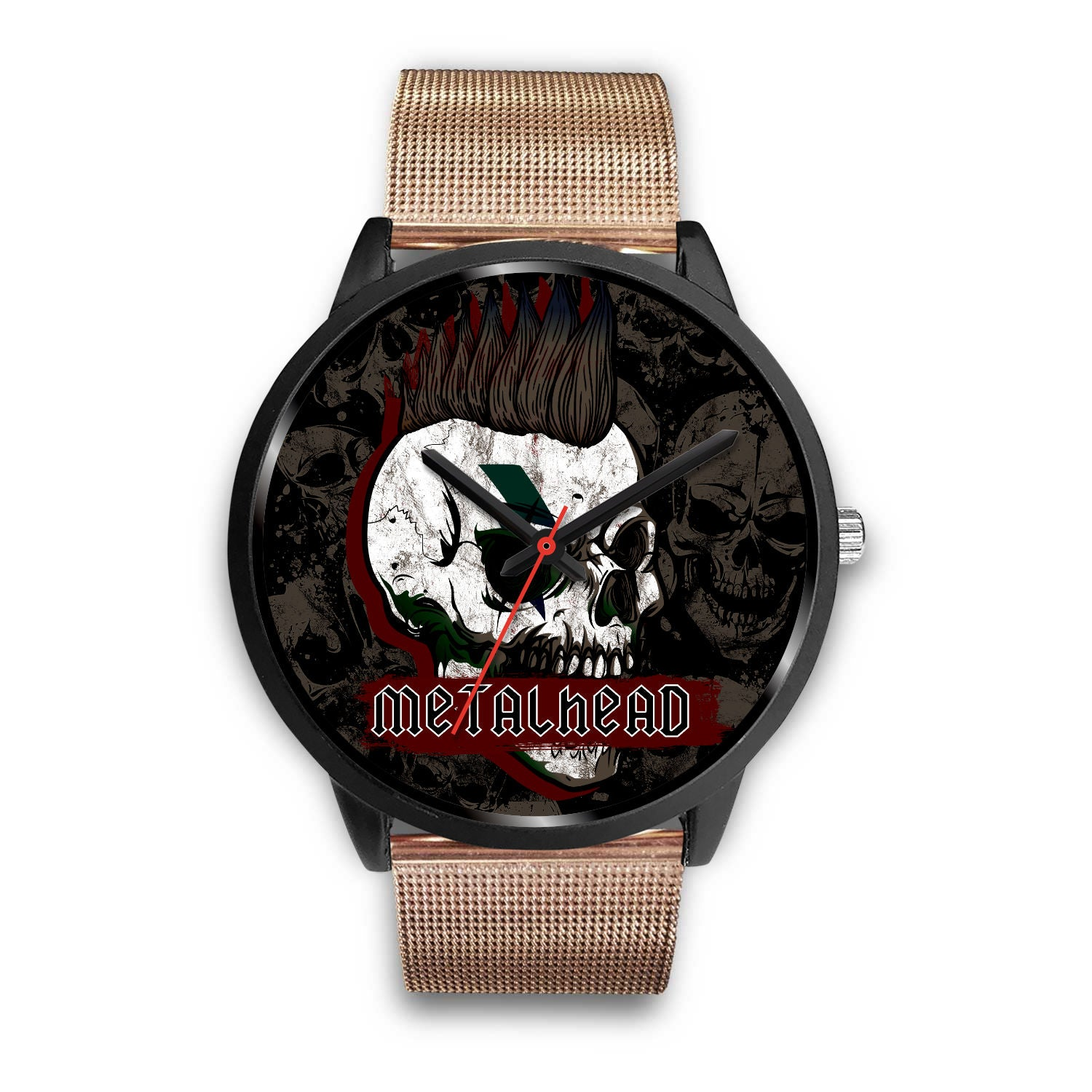 Metalhead Watch