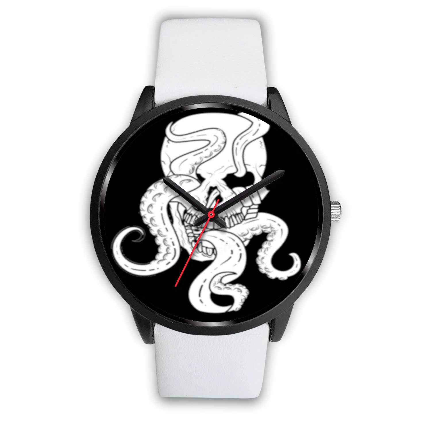 Octopus Skull Watch