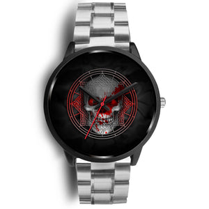 Blood Skull Watch