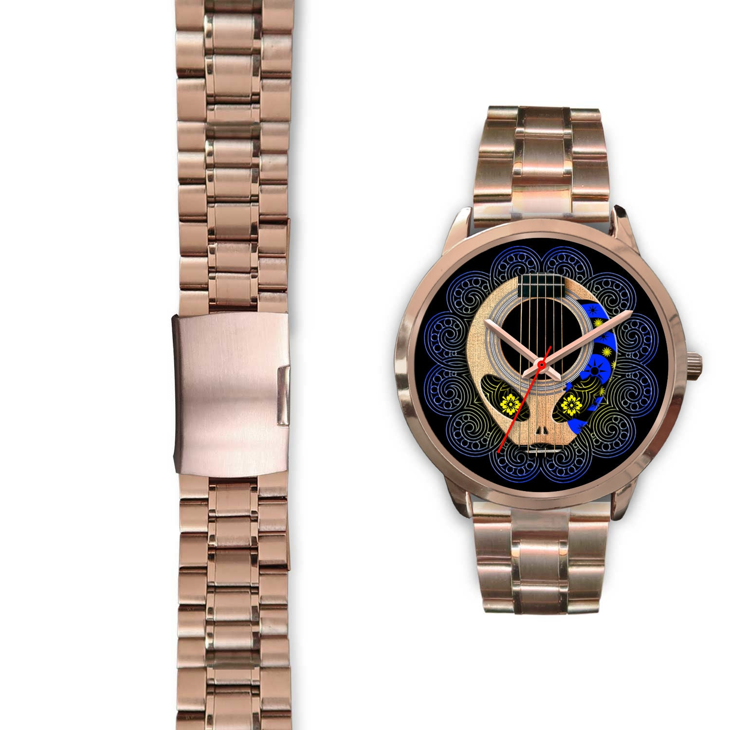 Alien Guitar Watch