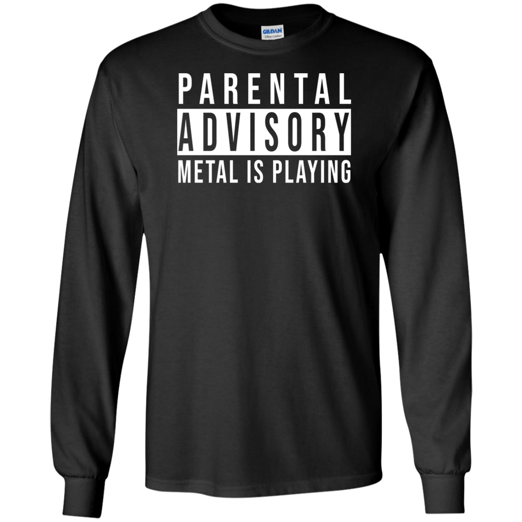 Parental Advisory Long Sleeve