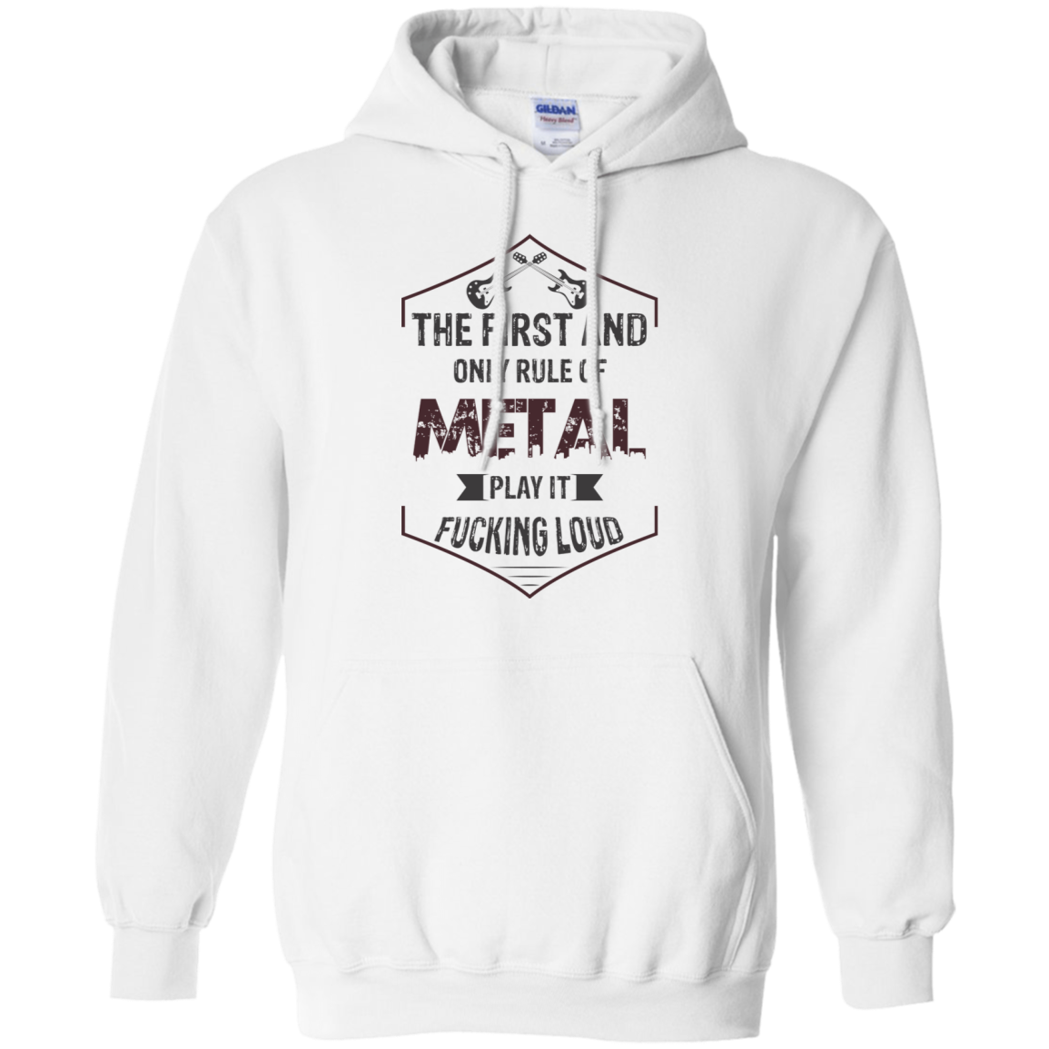 Play It Loud Hoodie