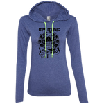 My Music Ladies' Hooded Long Sleeve