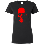 Red Skull Ladies' Tee