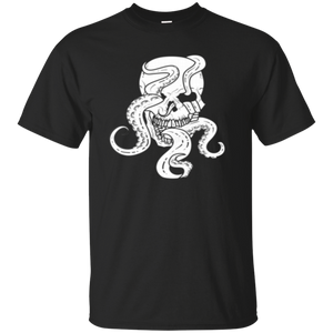 Octopus Skull Men's Shirt