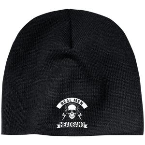 Real Men Headbang Beanie