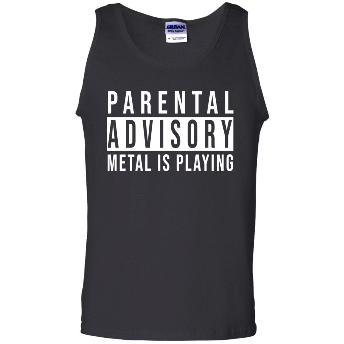 Parental Advisory Men's Tank