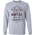 Play It Loud Long Sleeve