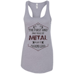 Play It Loud Racerback Tank