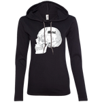 MetalHead Ladies' Hooded Long Sleeve