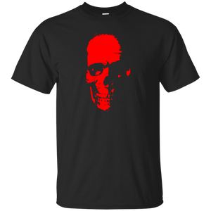Red Skull Men's Shirt