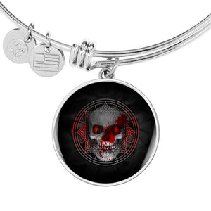 Blood Skull Necklace/Bracelet