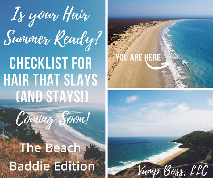 Beach Baddie Vacay Hair That Slays (And Stays!)