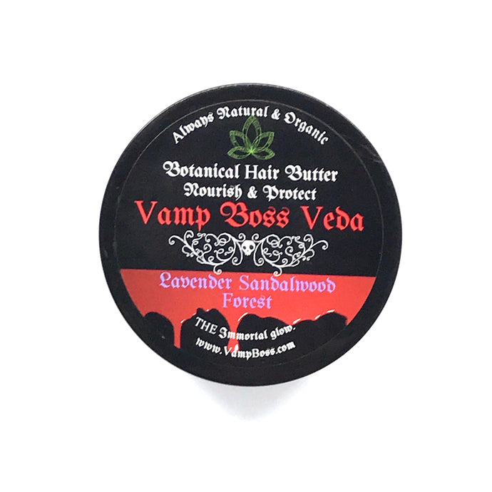 Botanical Hair Butter: Nourish & Protect in