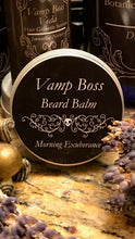 "Load image into Gallery viewer, Vamp Boss Beard Butter ""Morning Exuberance"""