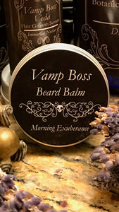 "Vamp Boss Beard Butter ""Morning Exuberance"""
