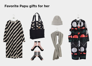 Favorite Papu gifts for her!
