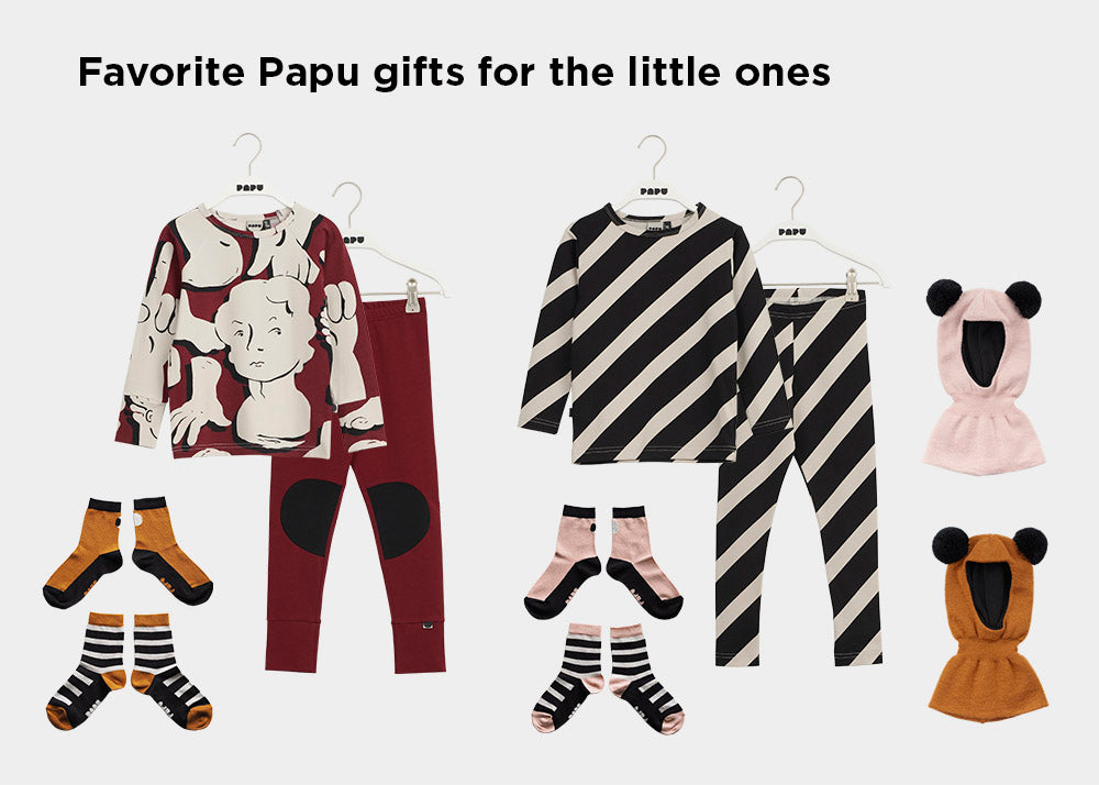 Favorite Papu gifts for kids!