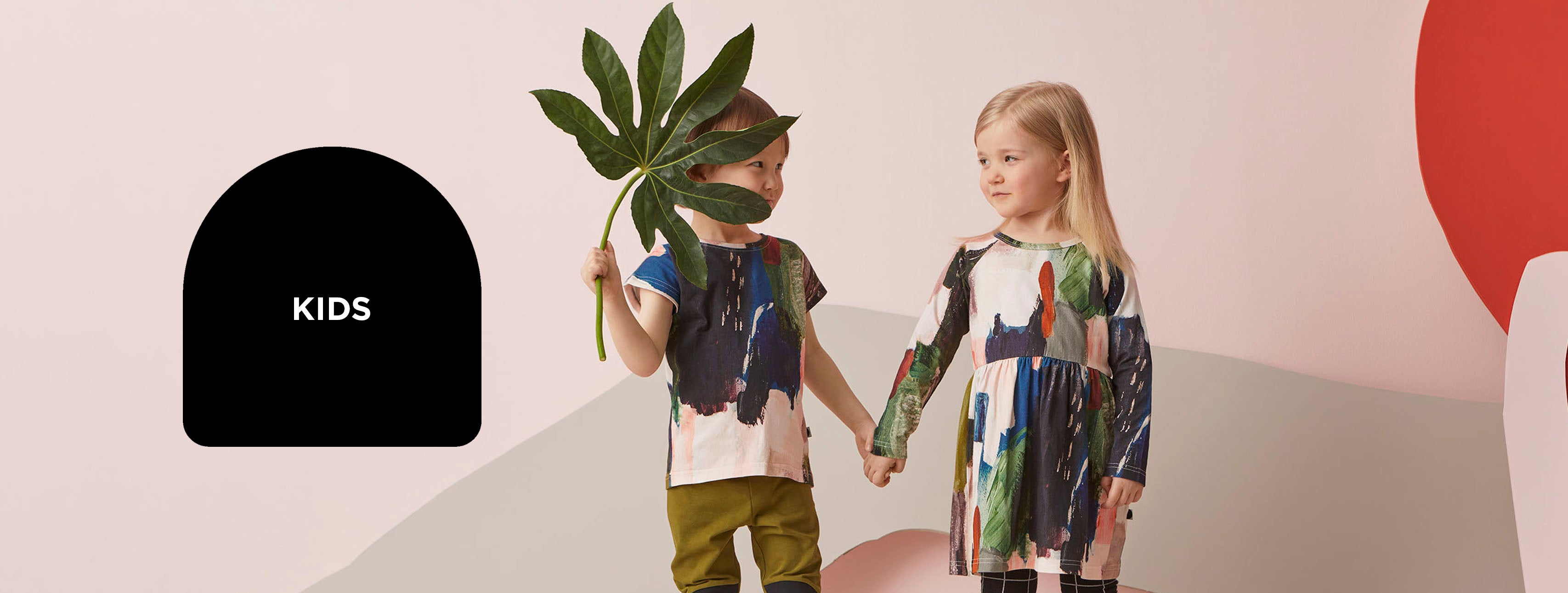 Papu Design sustainable kid's collection creative prints and high quality