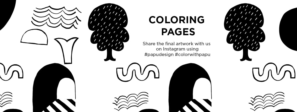 papu free colouring pages