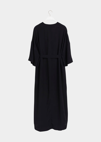 CAFTAN DRESS, Black, Women