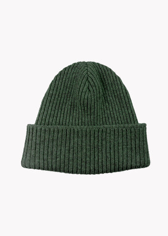 GIANT BEANIE, School Green, Women