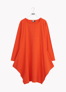KANTO DRESS, LAVA RED, Adults