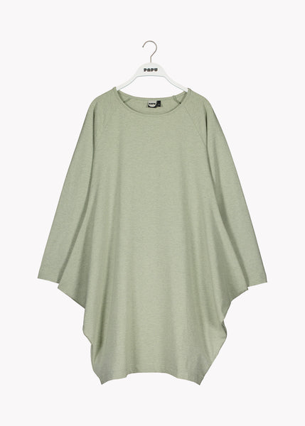KANTO DRESS, Dusty Green, Adults