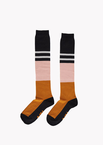 KNEE HIGH, Black/Brown/Pink/Grey
