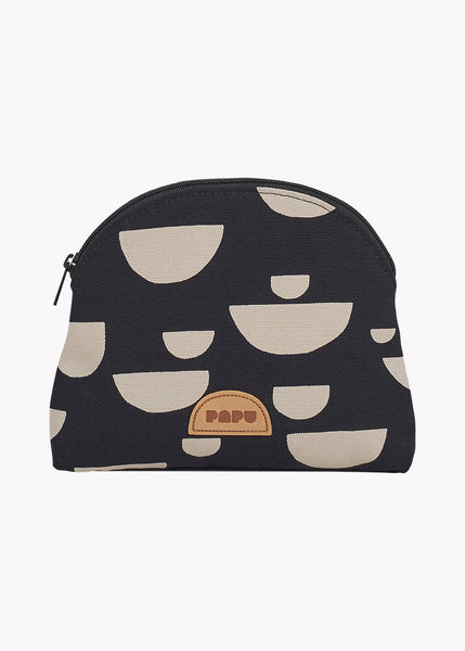 KIVI PURSE, Beans, Black/Cream