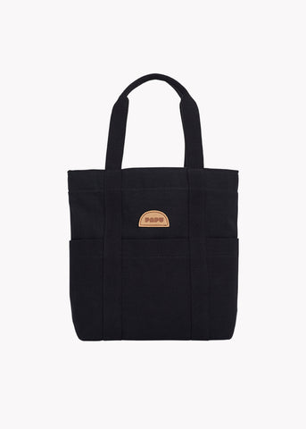Papu accessories kid's Mini Tote bag black