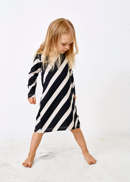 Papu kid's stripe dress
