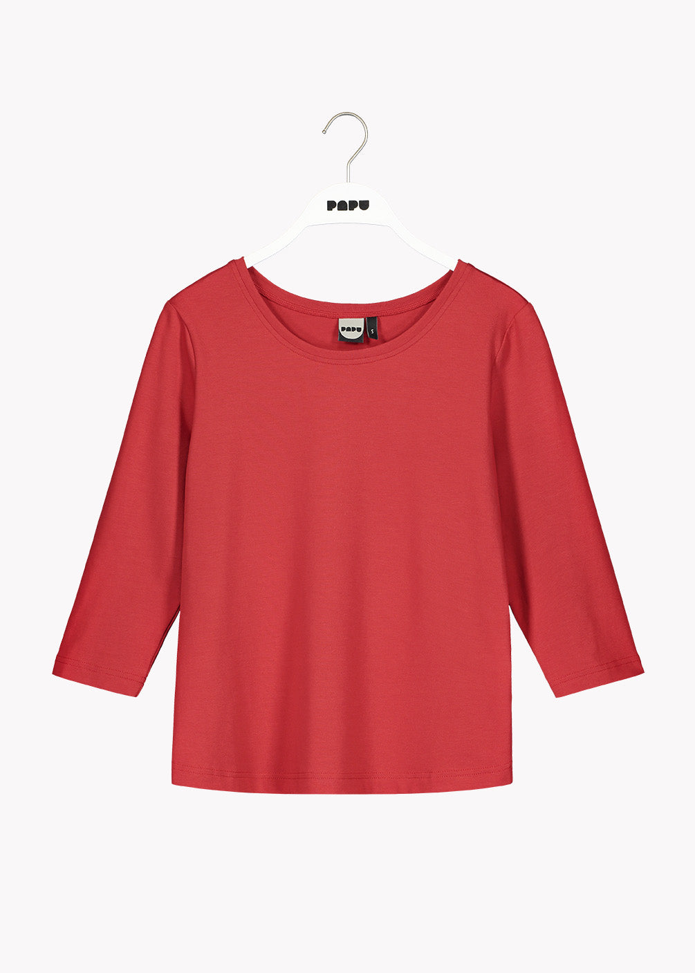 3/4 SLEEVE SHIRT, Revolution Red, Women