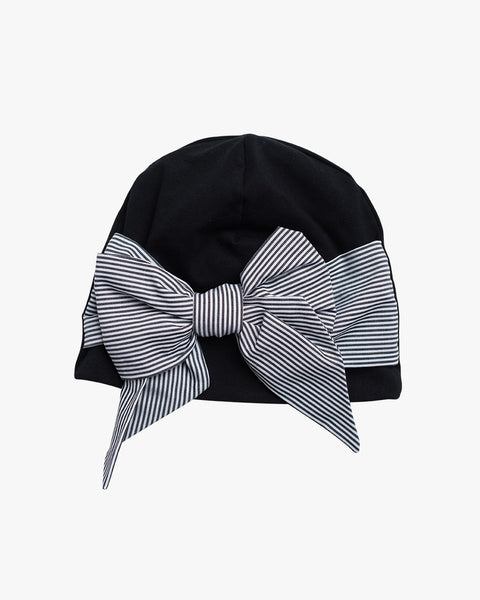Papu accessories kid's bow beanie Maisa classic
