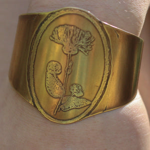 Coltsfoot Cuff