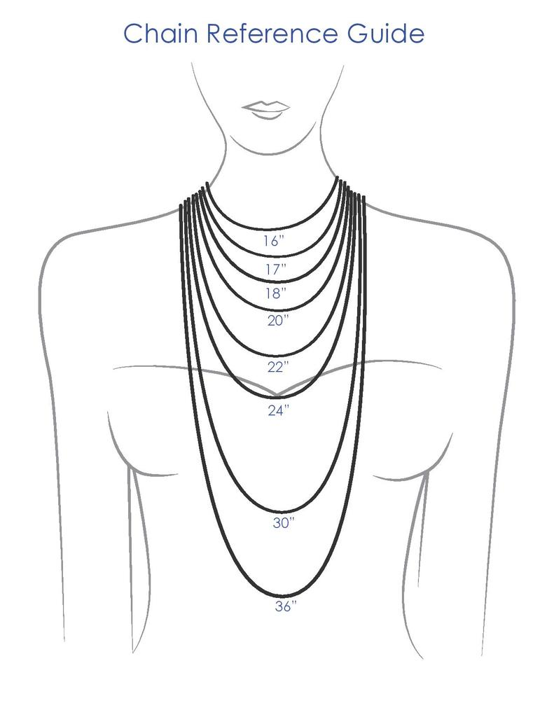 Luxury Oxidized Sterling Silver Chain