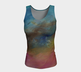 Divine Emanations Fitted Tank Top